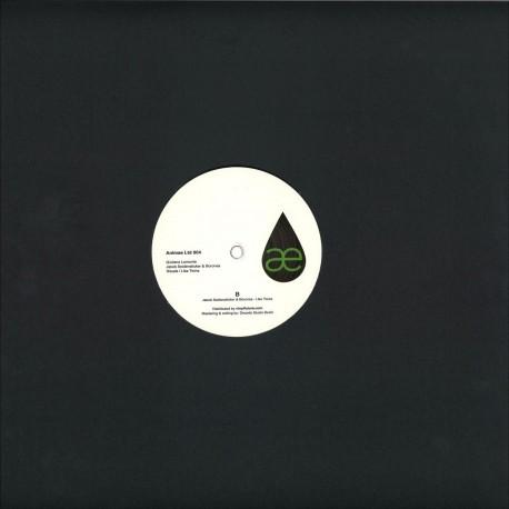 Daisuke Kondo - Roof Dancer EP (Incl. Nas1 Mix)