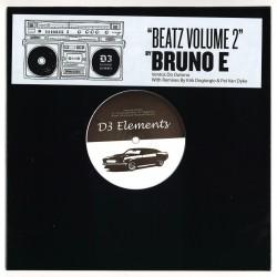 Bruno E - Beatz Volume 2 (pat Van Dyke & Kirk Degiorgio Mixes)