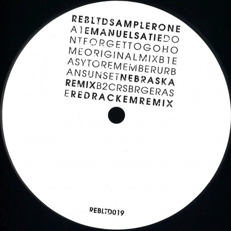 Various Artists - Reb Ltd Sampler One