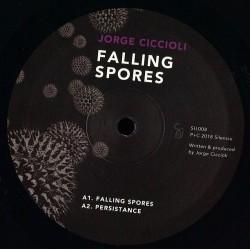Jorge Ciccioli - Falling Spores