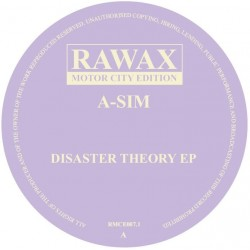 A-Sim - Disaster Theory EP