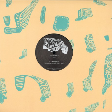 Laurine Frost & G76 - Tablon Ten Inches People 02