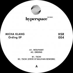 Micha Klang - Ording EP