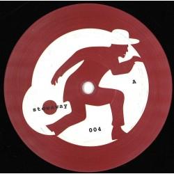 "Luke Hess & Sascha Dive - Polyphonic Minds (2x12"")"