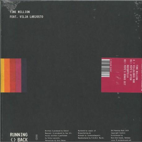 Retza eta carinae polar lo fi 45 lf010 vinile for 45 house music