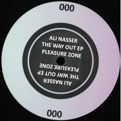 Ali Nasser - The Way Out EP