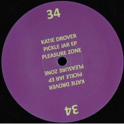 Katie Drover - Pickle Jar EP