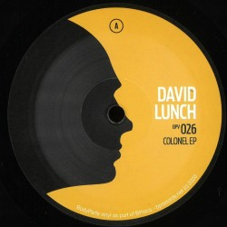 David Lunch - Colonel EP
