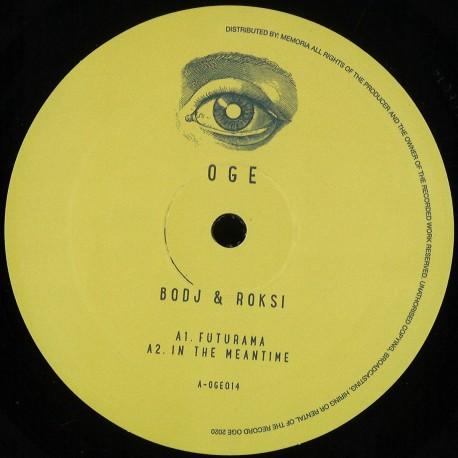 Bodj & Roksi - Futurama EP