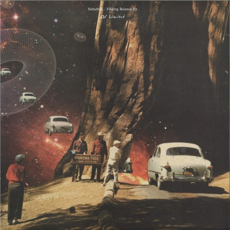 Suburbial - Finding Balance EP
