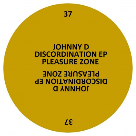 Johnny D - Discodrination EP