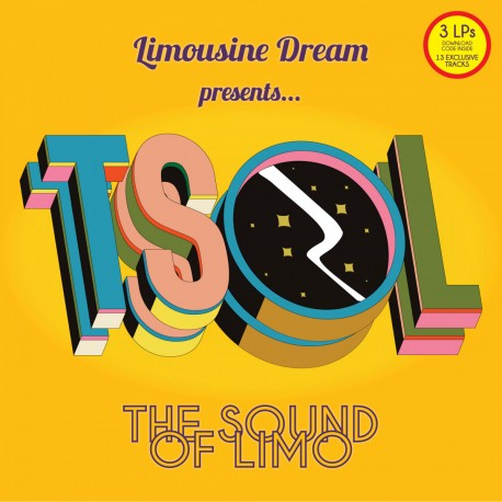 """Various - The Sound Of Limo 3x12"""""""