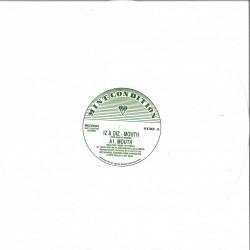 Iz & Diz - Mouth (Pepe Bradock Unreleased Mixes) (White vinyl Repress)