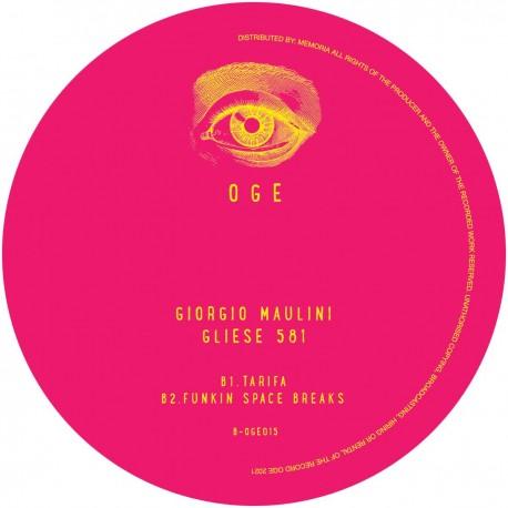 Giorgio Maulini - Gliese 581