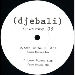 Djebali, Chris Carrier, Diego Krause - Reworks 6