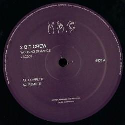 2 Bit Crew - Working Distance