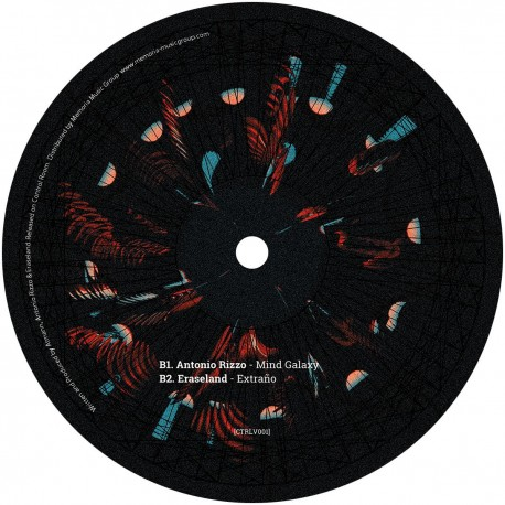 "Shampoo Douglas - Pesto Life EP 2x12"""
