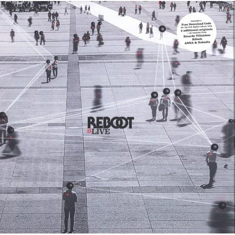 """Reboot - Alive (2x12"""")"""