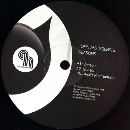 John Jastszebski - Seasons Ep