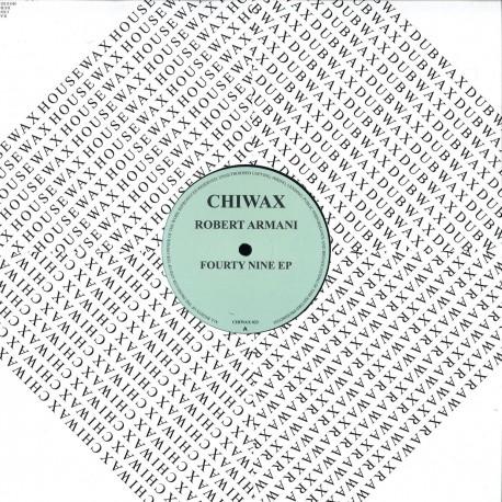 Robert Armani - Fourty Nine Ep