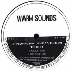 John Swing Feat. David Soleil-mon - Tone 1