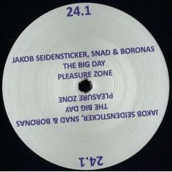 Jakob Seidensticker, Snad & Boronas - The Big Day