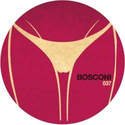 Bosconi Soundsystem Aka Fabio Della Torre/Mass Prod/Rufus - Back To Front