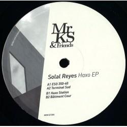 Solal Reyes - Haxo Ep
