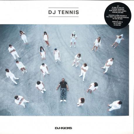 """Dj Tennis - Dj-kicks (3x12"""")"""