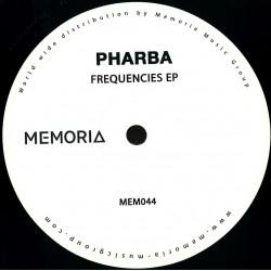 Pharba - Frequencies Ep